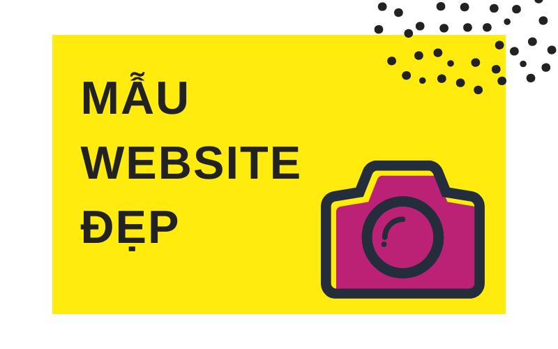 công ty thiết kế website đẹp