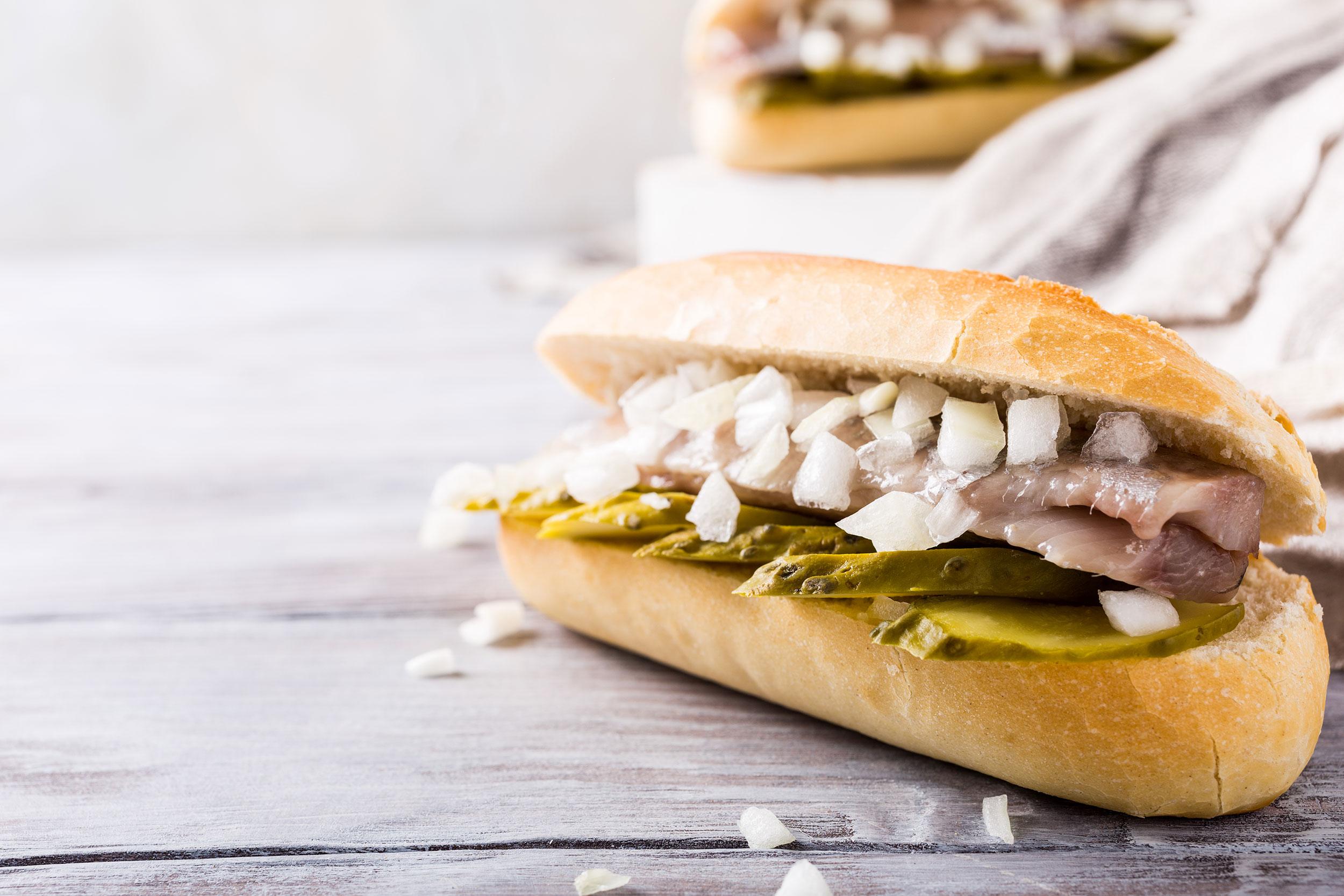 sandwich poisson
