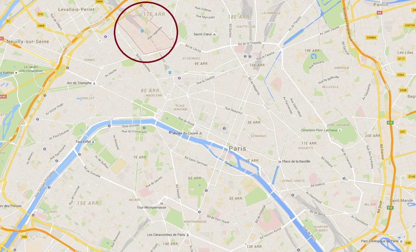 quartier des batignolles paris
