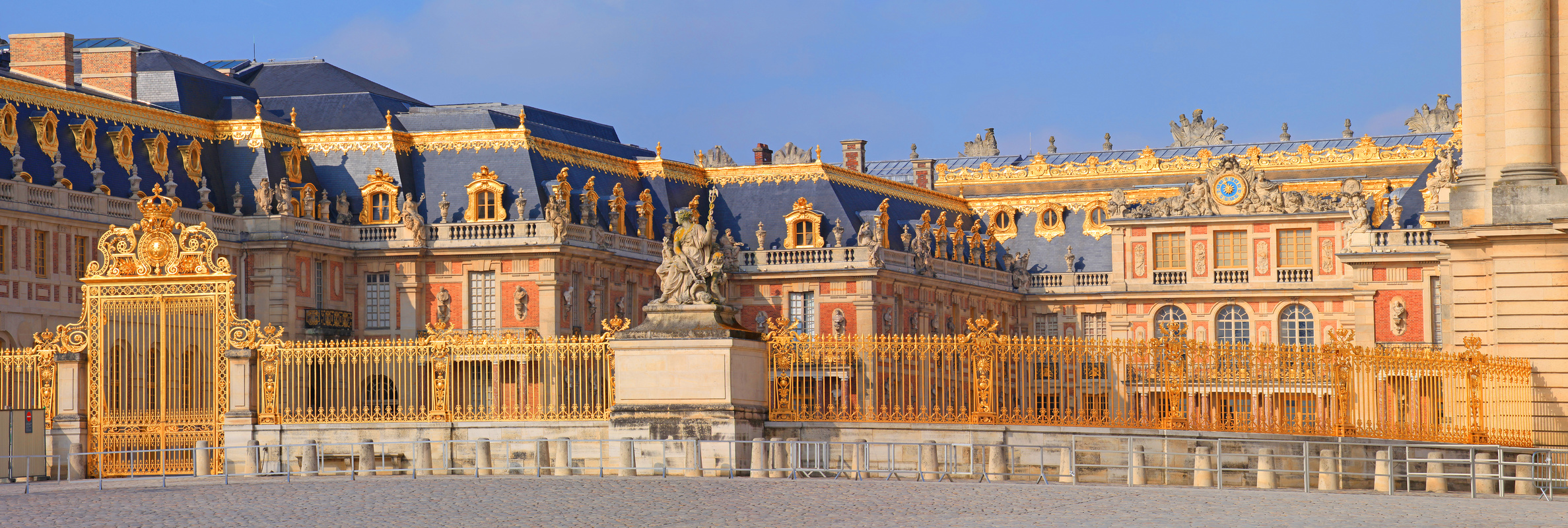 chateau de versailles visite