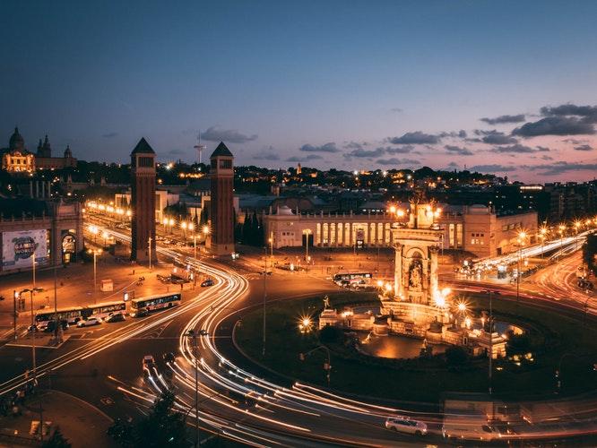 ville de Barcelone - Espagne