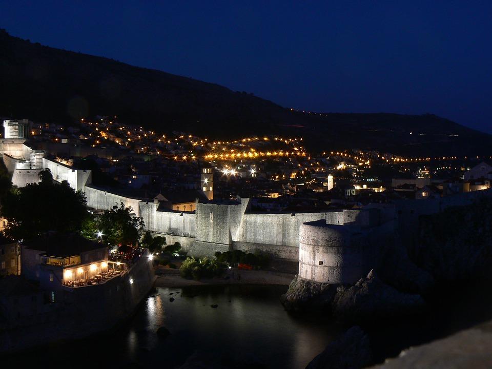 visiter dubrovnik 1 jour soiree