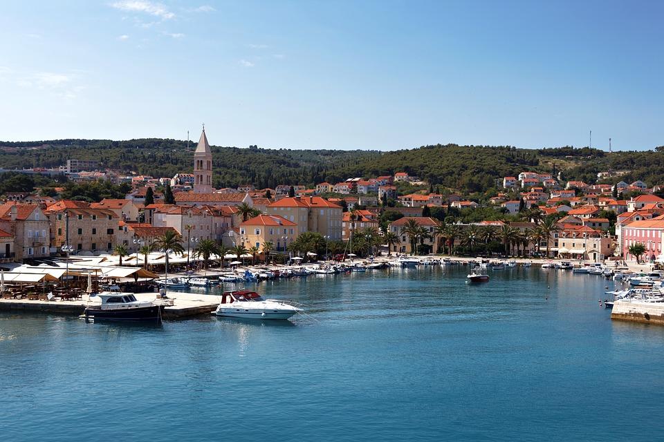 hvar croatie split