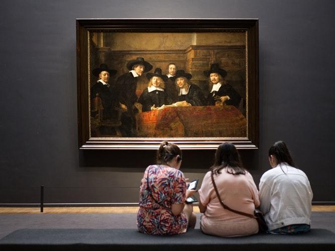amsterdam en 2 jours rijksmuseum