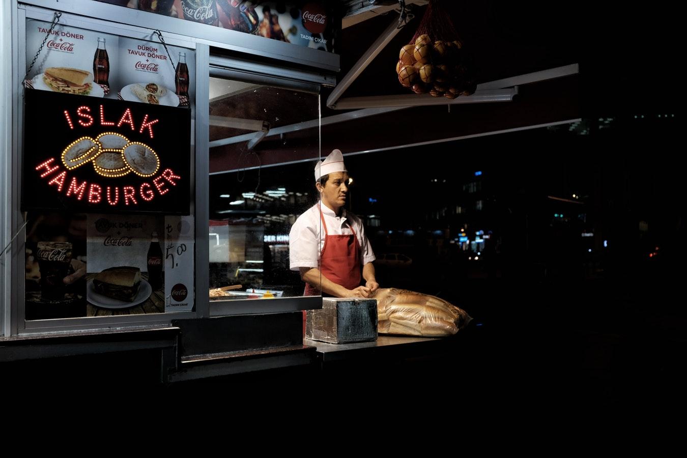 streetfood istanbul