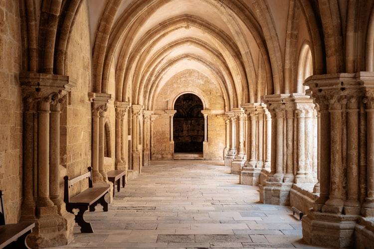 cathédrale velha coimbra portugal