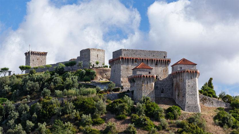 chateau Ourem coimbra