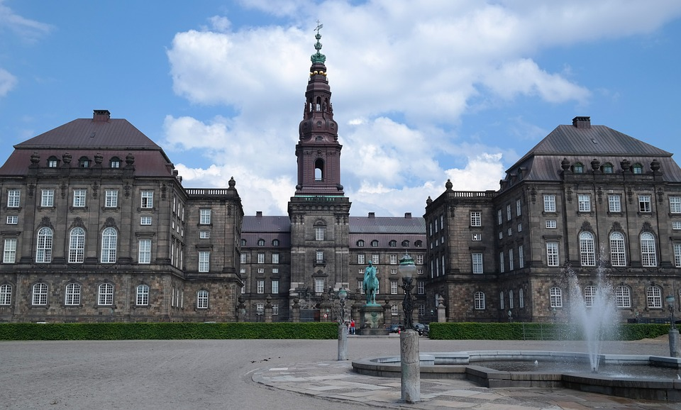 copenhague christiansborg