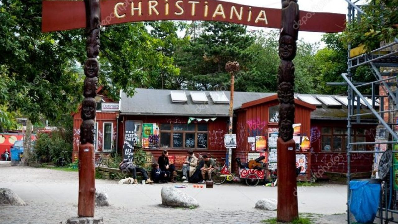 copenhague quartier christiania