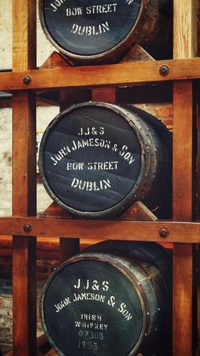 jameson dublin irlande