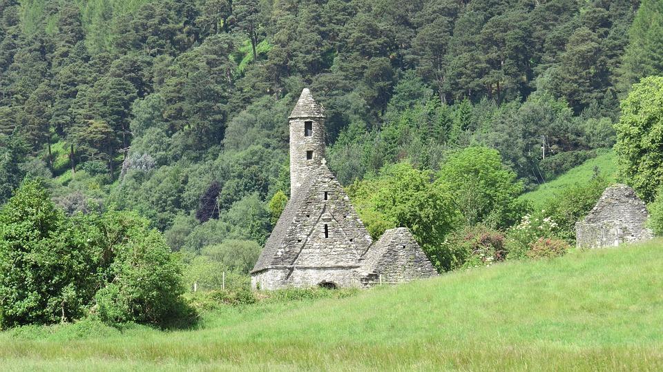 glendalough irlande