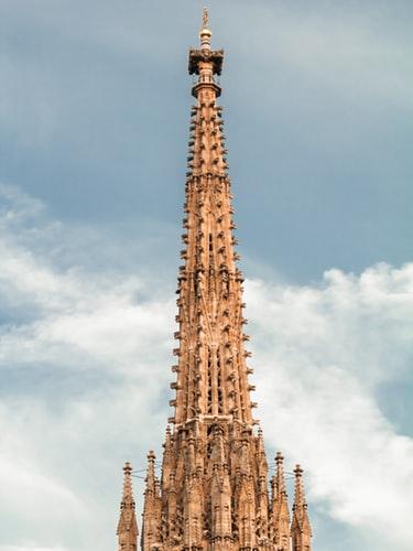 vienne tour cathédrale