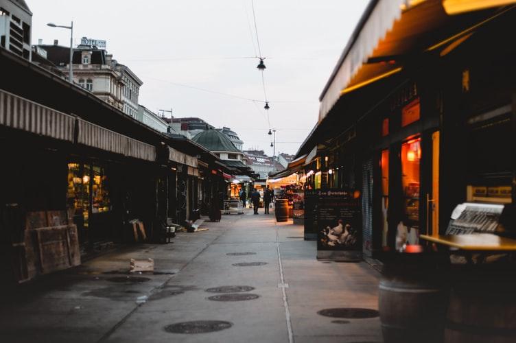 vienne naschmarkt