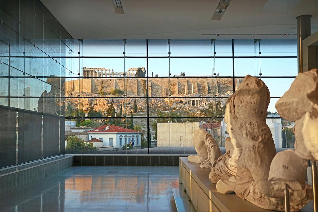 athenes musée acropole