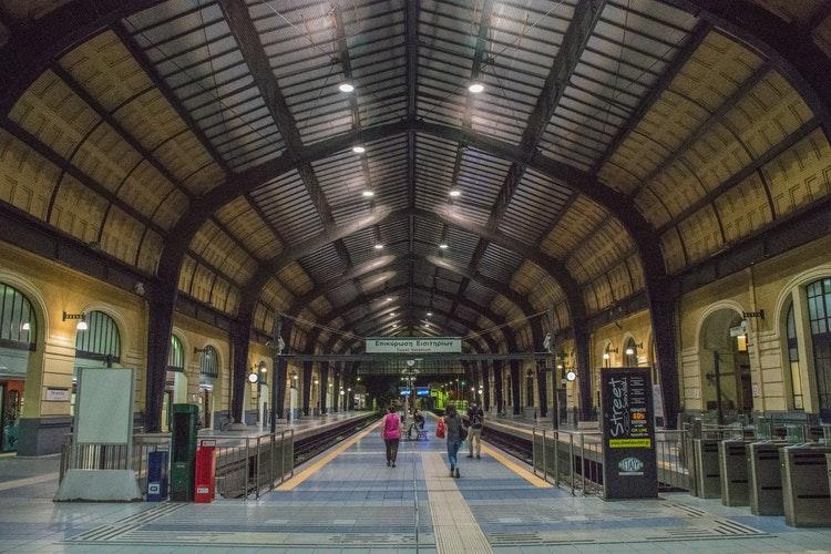 athenes metro