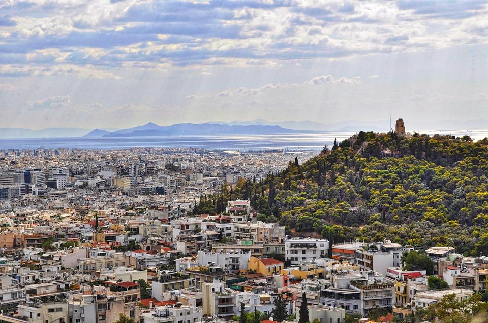 athenes ville