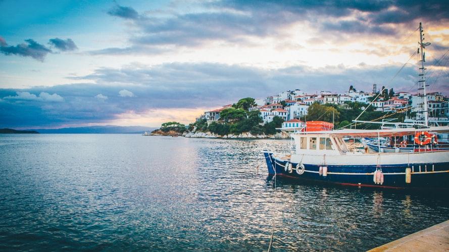 athenes îles grece