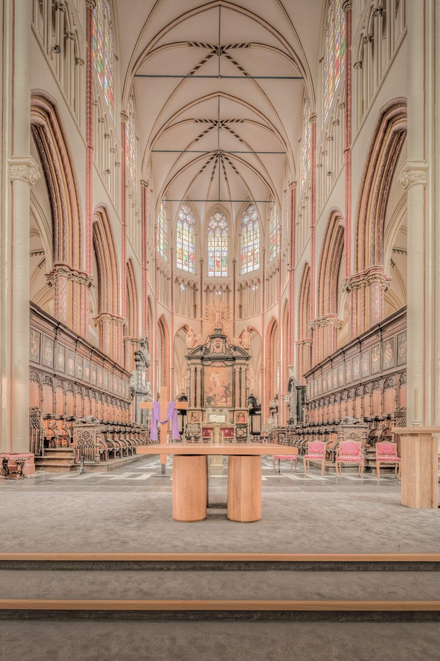 cathedrale visiter bruges 1 journée