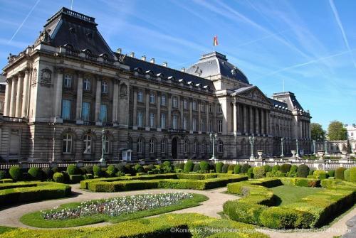palais royal visiter bruxelles 2 jours