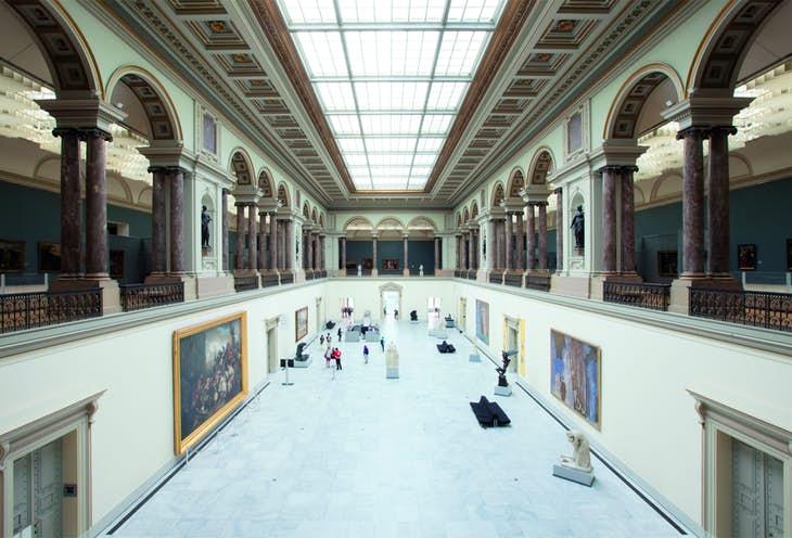 musée beaux arts visiter bruxelles 2 jours