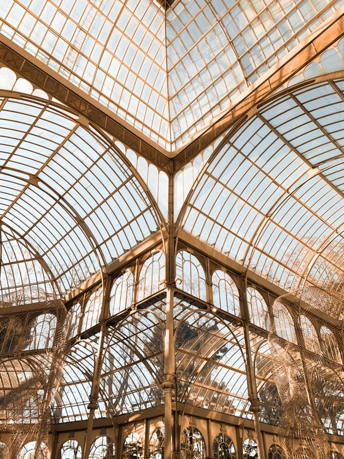 Visite du Palais du Cristal