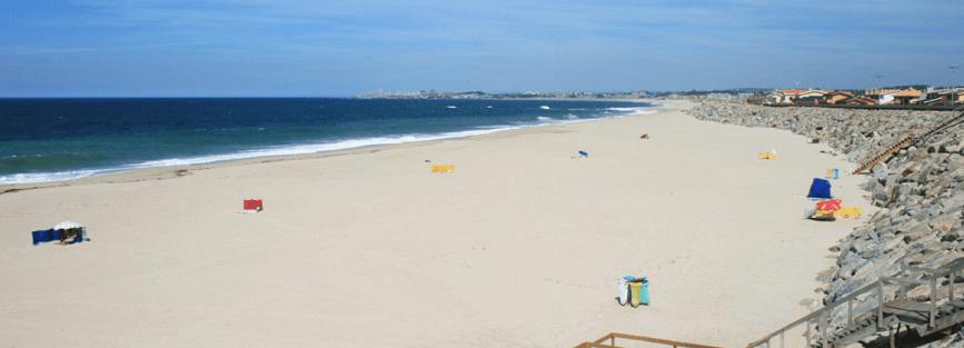 plages autour de porto vila do conde