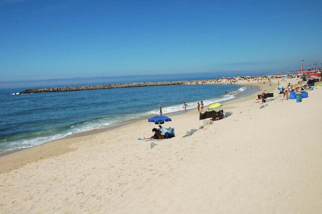 plages autour de porto espinho