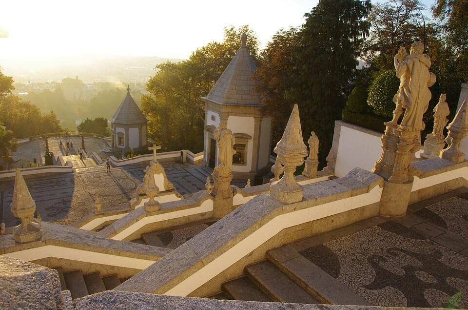 visiter monastère de Braga