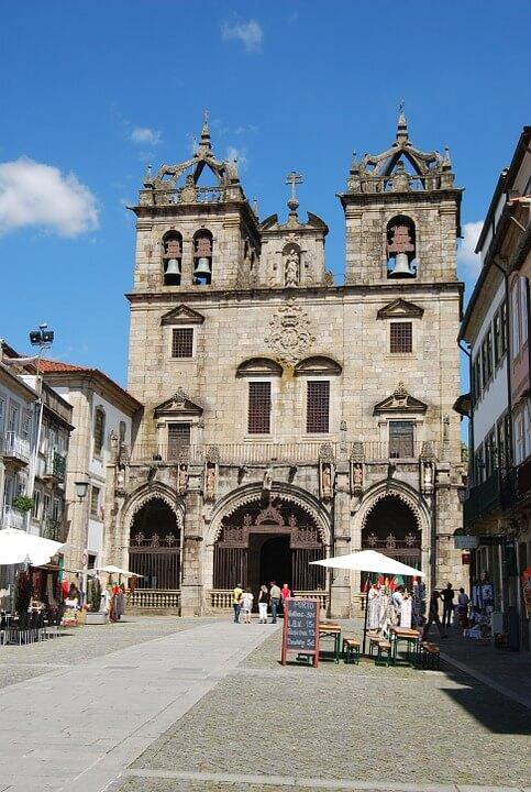 visiter braga et sa cathédrale