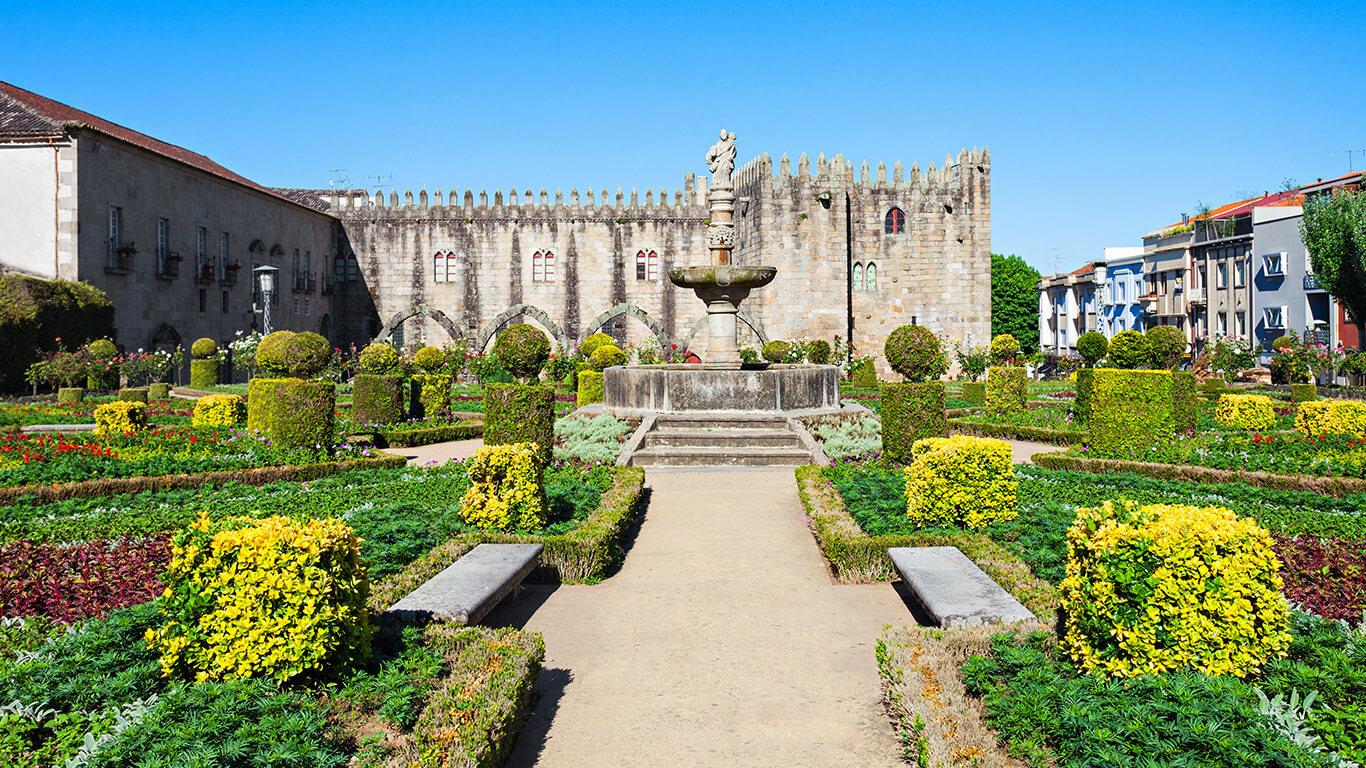 visiter jardin braga santa barbara