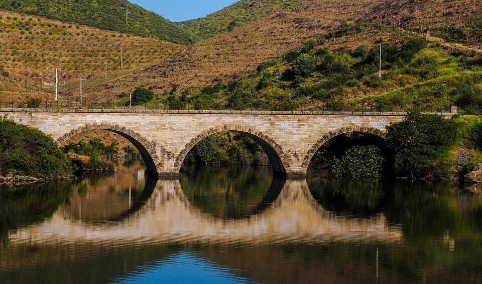 paysage douro vallée