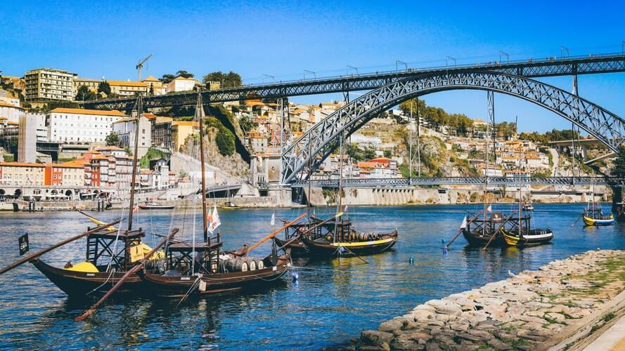 visiter porto autrement el Douro