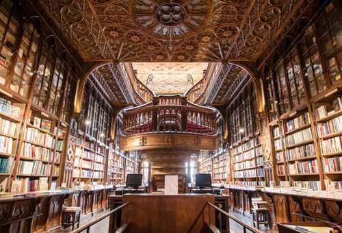 librairie porto portugal