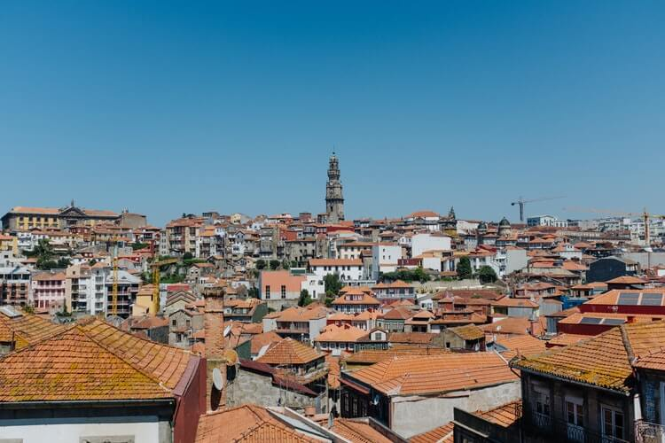 porto ville portugal