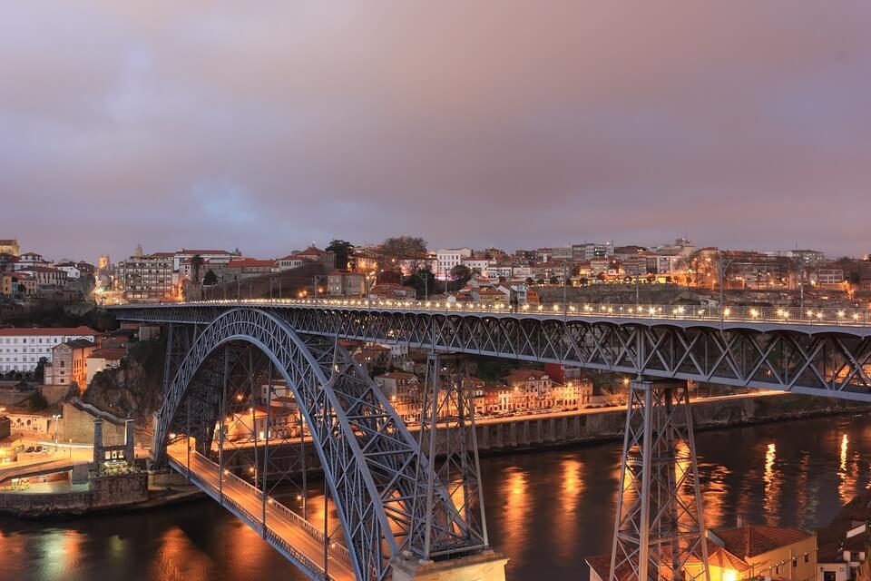 pont eiffel porto portugal