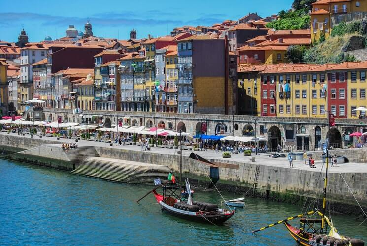 porto port portugal