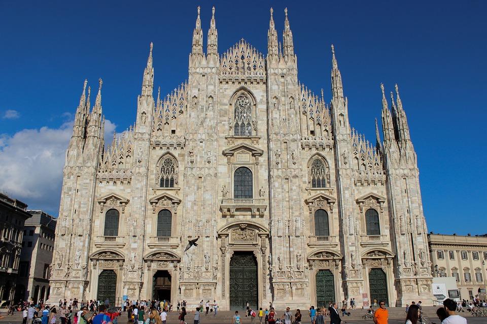 cathedrale duomo milan