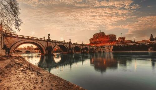 visiter rome octobre
