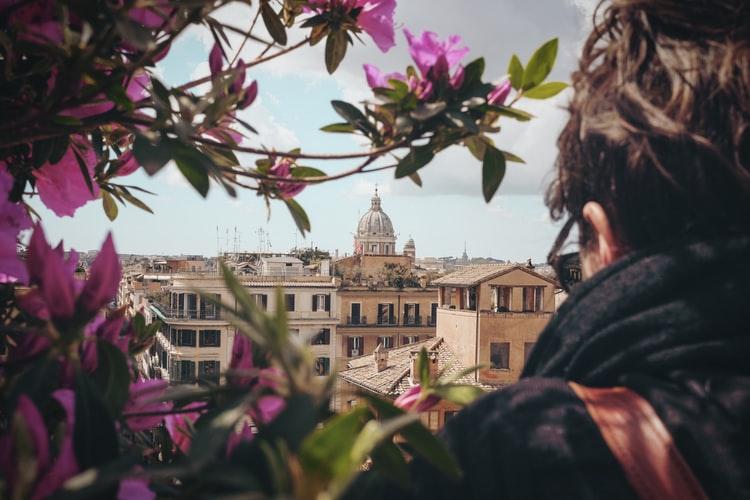 visiter rome mai