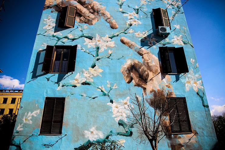 street art visiter rome autrement