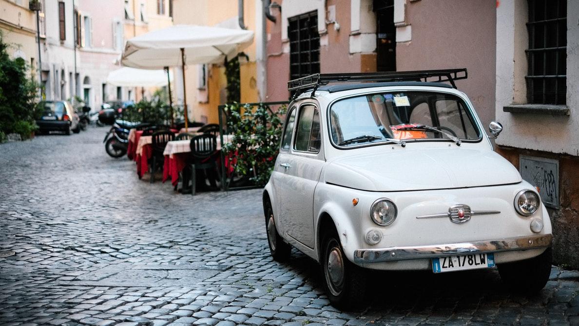 ruelle rome