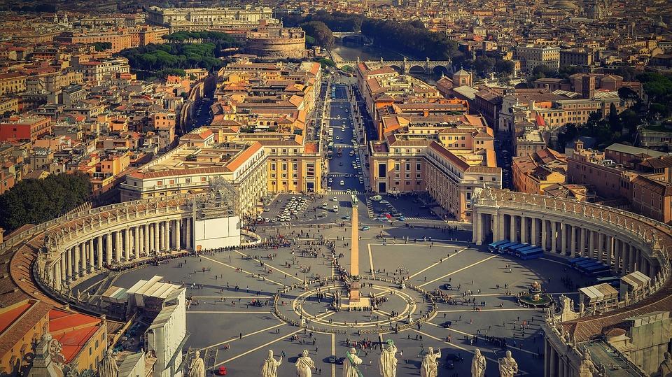 saint pierre vatican