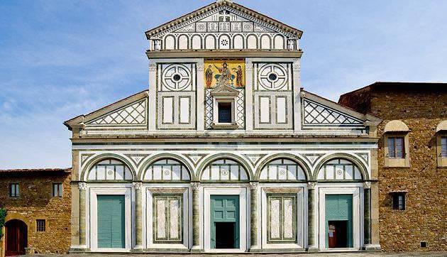 visiter à pied basilique florence
