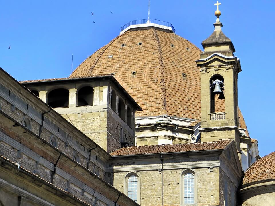 visiter monument san lorenzo florence