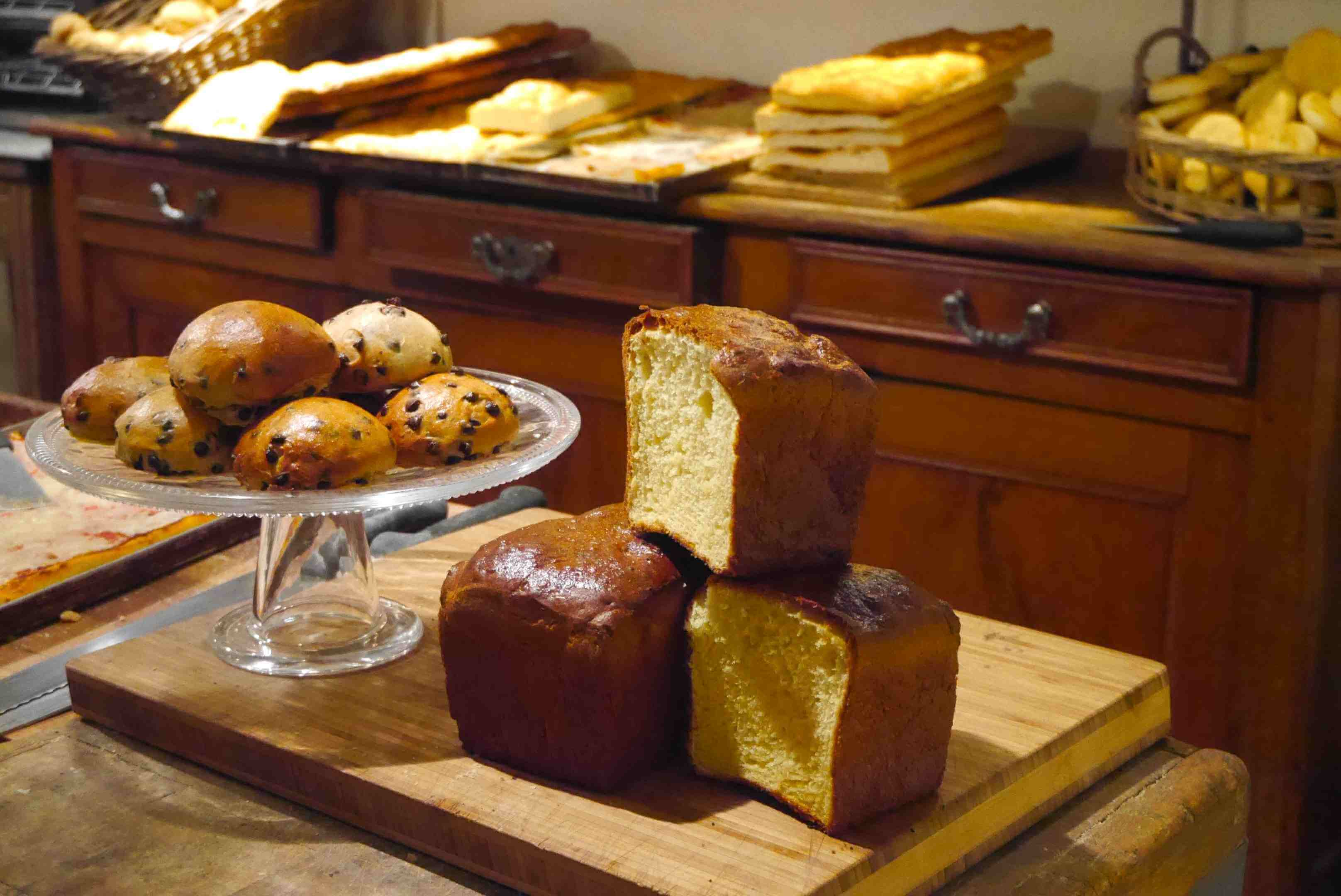boulangerie patisserie visite florence