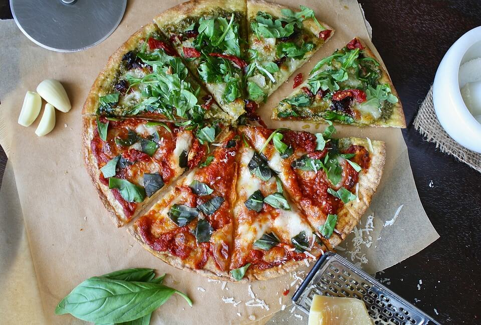 manger pizza florence visite