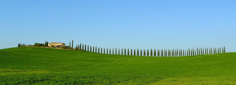 partir campagne florence toscane