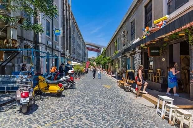 lx factory visite lisbonne portugal