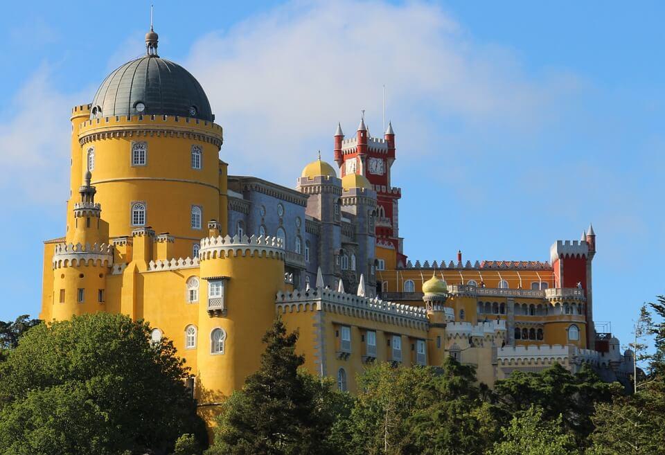 sintra visite lisbonne portugal