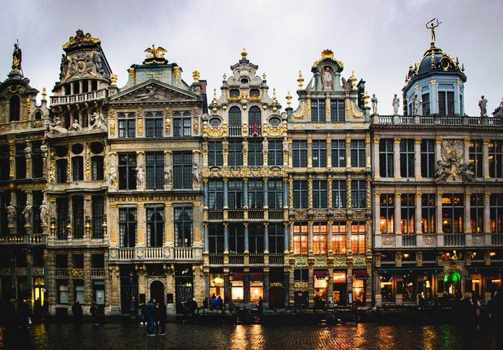 Maisons Traditionnelles à Bruxelles